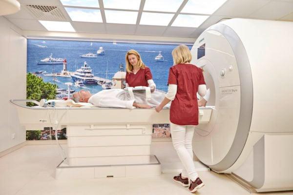 MRT der Prostata bei Hyperplasie